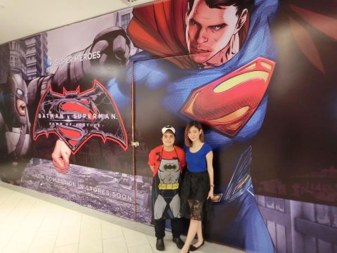 superman batman miyaki