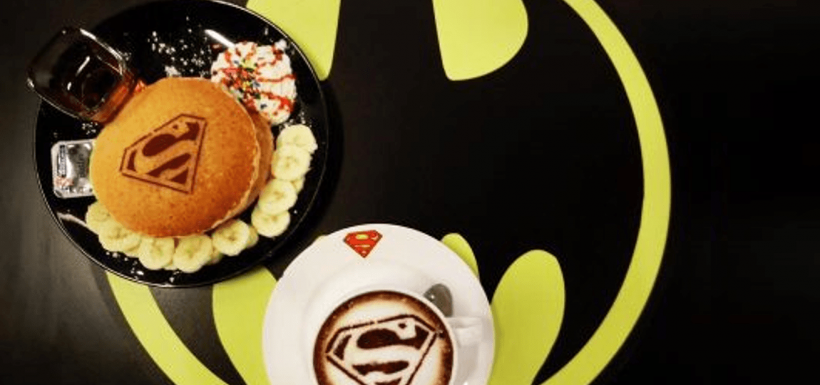superman batman coffee