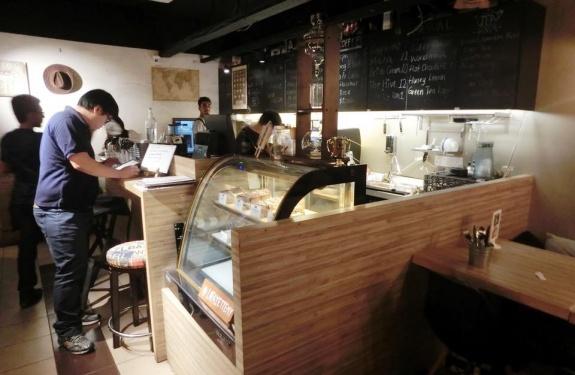 Cafe Lafayette