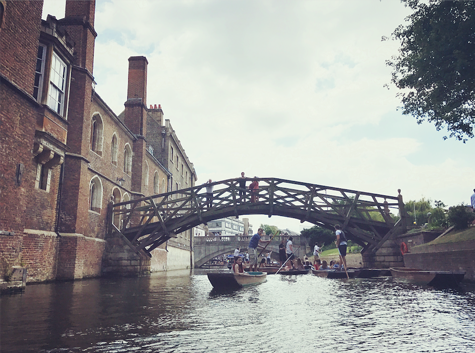 bridge done
