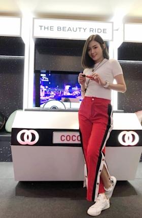 Chanel Malaysia ambassador miyaki lee